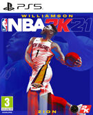 NBA 2K21 product image