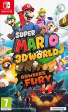 Super Mario 3D World + Bowser's Fury product image
