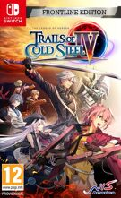 The Legend of Heroes - Trails of Cold Steel IV Frontline Edition product image