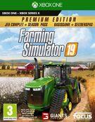 Farming Simulator 19 Premium Edition product image
