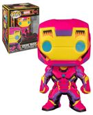 Marvel Black Light - Iron Man Pop! Figurine product image