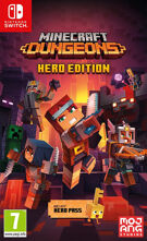 Minecraft Dungeons - Hero Edition product image