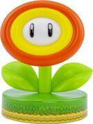 Fire Flower Icon Light - Super Mario - Paladone product image