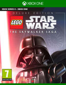 LEGO Star Wars - The Skywalker Saga Deluxe Edition product image
