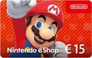 Nintendo eShop Kaart 15 Euro Tegoed (NL) product image