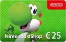 Nintendo eShop Kaart 25 Euro Tegoed (NL) product image