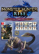 Monster Hunter Rise Collector's Edition product image