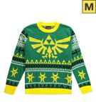 Legend of Zelda - Hyrule Crest Kersttrui (M) - Difuzed product image