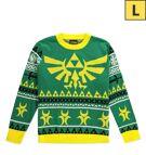 Legend of Zelda - Hyrule Crest Kersttrui (L) - Difuzed product image