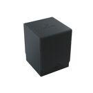 Deckbox - Squire Convertible Black voor 100 kaarten - Gamegenic product image