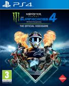 Monster Energy Supercross 4 - The Official Videogame product image