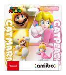 Amiibo Cat Mario & Cat Peach Double Pack product image