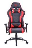 SG01 Rood/Red Gaming Chair - Steelplay product image