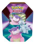 Pokémon TCG - Galarian Slowbro V Forces Tin product image