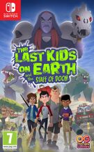 Last Kids on Earth and the Staff of Doom product image