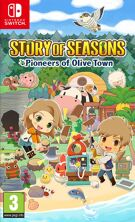 Story of Seasons - Pioneers of Olive Town product image