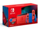 Nintendo Switch Mario Red & Blue Edition product image
