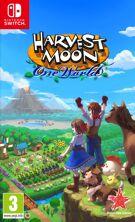 Harvest Moon - One World product image