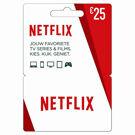 Netflix 25 EUR (BE) product image