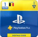 PlayStation Plus 1 maand - PSN PlayStation Network Kaart (België) product image