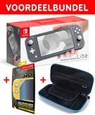Nintendo Switch Lite Grey - Starter Bundel product image
