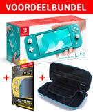 Nintendo Switch Lite Turquoise - Starter Bundel product image