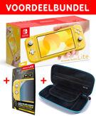 Nintendo Switch Lite Yellow - Starter Bundel product image