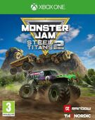 Monster Jam Steel Titans 2 product image