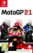 MotoGP21 - Code in Box product image
