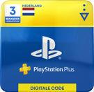 PlayStation Plus 3 maanden - PSN PlayStation Network Kaart (Nederland) product image