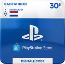 30 Euro PSN PlayStation Network Kaart (Nederland) product image
