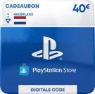 40 Euro PSN PlayStation Network Kaart (Nederland) product image