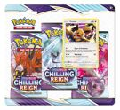 Eevee 3 Pack - Chilling Reign - Pokémon TCG Sword & Shield product image