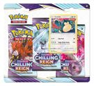 Snorlax 3 Pack - Chilling Reign - Pokémon TCG Sword & Shield product image