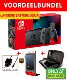 Nintendo Switch Grey Game Mania Starter Bundel product image