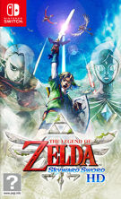 The Legend of Zelda - Skyward Sword HD product image