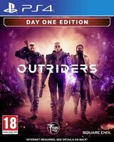 Outriders Day One Edition product image