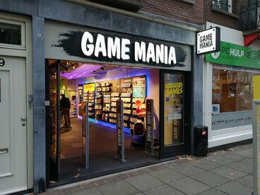 Game Mania Amsterdam-Ceintuurbaan