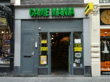 Game Mania Amsterdam-NWD