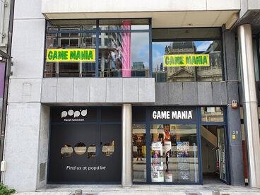 Game Mania Antwerpen