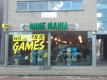 Game Mania Beringen-Koersel