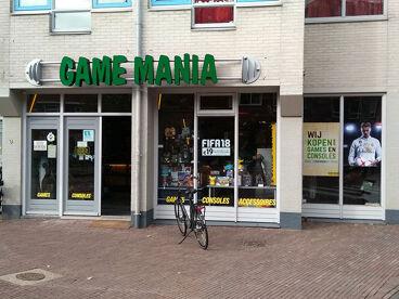 Game Mania Leiden
