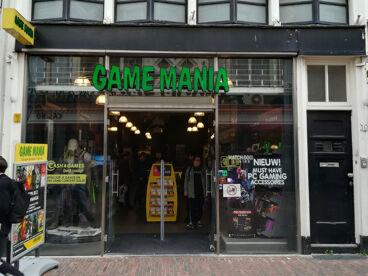 Game Mania Rotterdam-Centrum