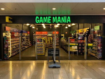 Game Mania Rotterdam-Zuidplein