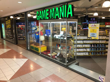 Game Mania Wijnegem