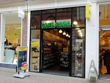 Game Mania Zwolle
