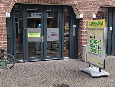 Game Mania Alphen a/d Rijn
