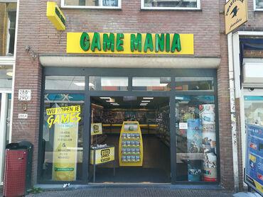 Game Mania Dordrecht