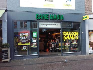 Game Mania Haarlem