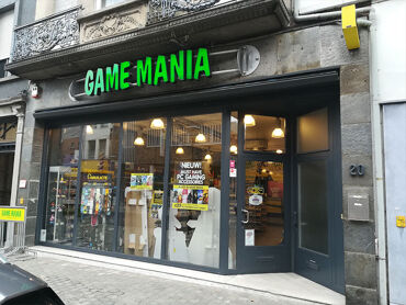 Game Mania Herentals